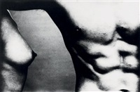 man and woman #23 by eikoh hosoe