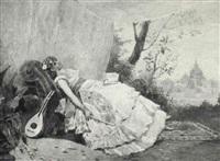 resting by giacomo campi