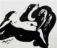 nude 1 by reuben nakian
