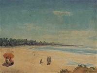 juhu beach by gajanan sawlaram haldankar