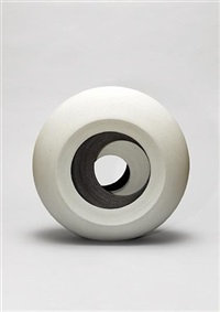 eclipse, a sculptural form by matt chambers