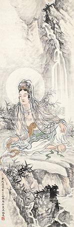 观音 by ma dai