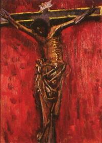 cristo de olite by jesús basiano