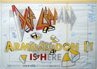 def leppard, armageddon it by andie airfix