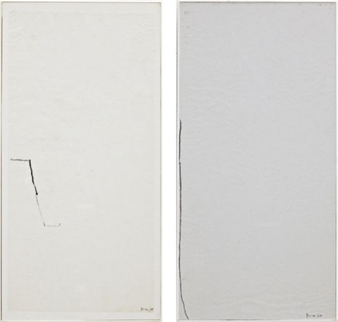 untitled untitled 2 works by mira schendel