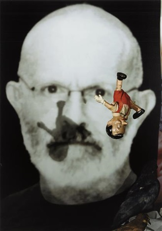 me dangling by jim dine