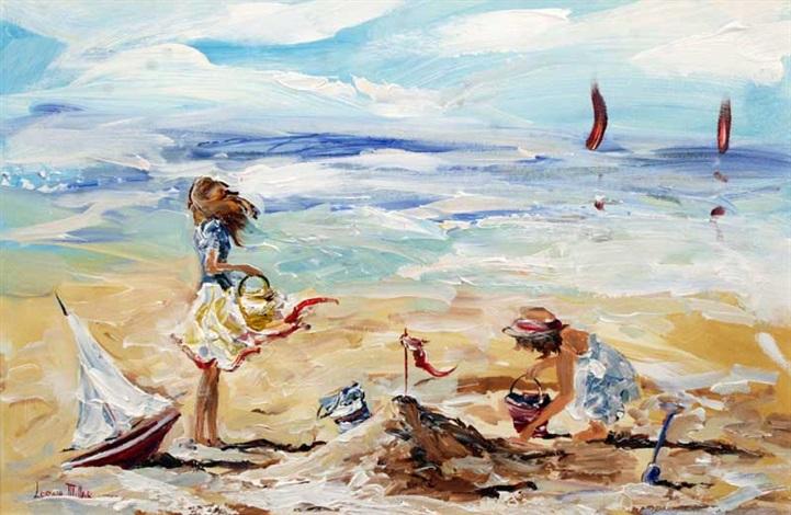 building sandcastles by lorna miller