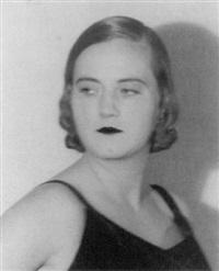 portrait of a woman by lee miller
