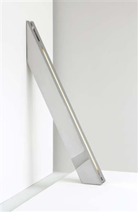 angolo floor lamp by angelo cortesi