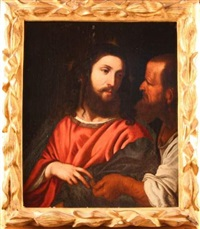 le denier du christ by lorenzo lotto