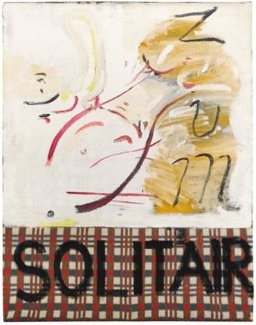 zum solitair by julian schnabel