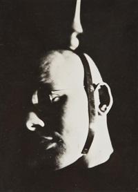 oscar schlemmer by t. lux feininger