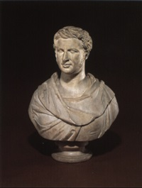 bust of a man by lawrence macdonald