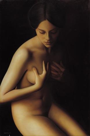 nudo di donna by luciano ventrone