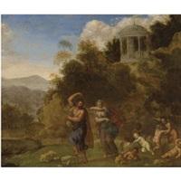 deucalion and pyrrha by daniel vertangen