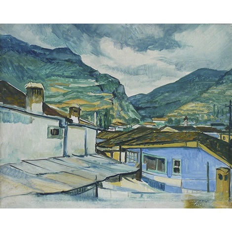 ankara by turgut atalay