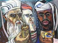 die drei heiligen könige by arthur kaufmann