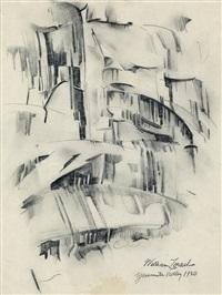 yosemite valley by william zorach