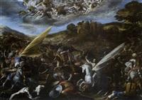 la battaglia di clavjio by flaminio allegrini