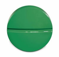 emerald pill by claes oldenburg