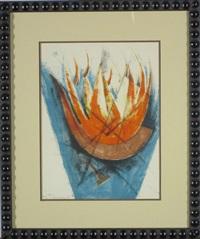 apocalypse series by rufino tamayo