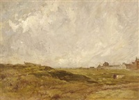 paysage, alonly, cumberland by oliver hall
