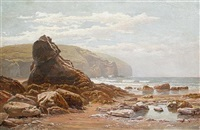 woolacombe bay, north devon by samuel phillips jackson