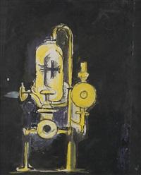 machine (study) by graham sutherland
