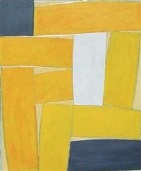 040c6p (white, yellow and black) by alain clément