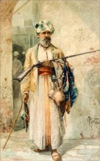 le guerrier by ciro mazini
