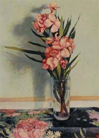 vaso di oleandri by maria bacci-baccio