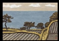 view of the ocean by kyujin yamamoto