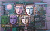 masks by abas alibasyah
