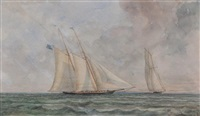 sailing vessels by william armstrong