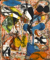 untitled (rt/ca 2-92 w8) by charles arnoldi