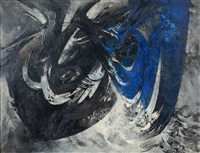 le dieu-vent by yasse tabuchi