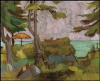 landscape by william walton armstrong