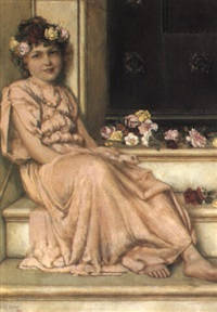 the bridesmaid by reginald arthur