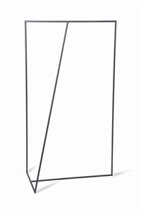 thin black lines (6600mm hanger rack) by nendo