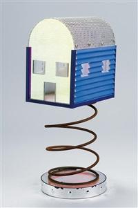 tornado house by dennis oppenheim