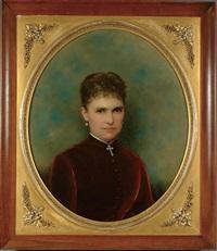 portrait (+ 2 others; 3 works) by nicola marschall