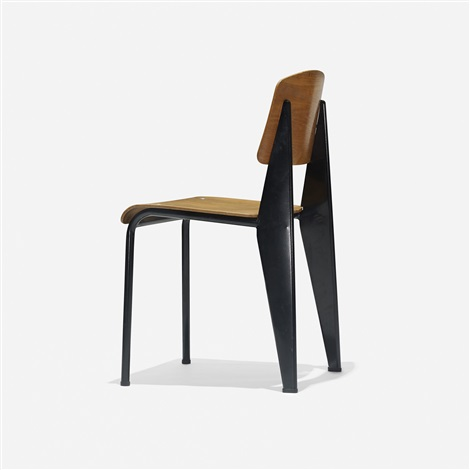 standard chair no 305 by jean prouvé