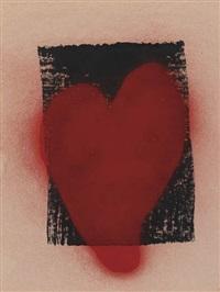 heart by ross bleckner