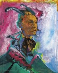 a kíváncsi gauguin - önarckép (the curious gauguin - self portrait) by aladár almásy