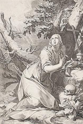 magdalena pl4 from die sünder des alten und neuen testaments by willem isaaksz swanenburgh the elder