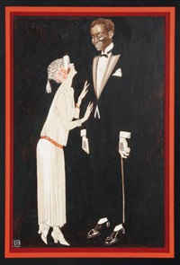 noir et blanc by georges léonnec