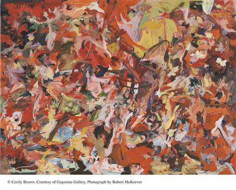 there is a land of pure delight by cecily brown