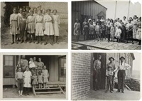 selected images from the national child labor committee (5 works) by lewis wickes hine