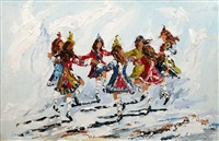 irish dancing by lorna miller