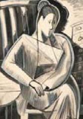 cubist woman by eugene labuschagne